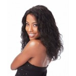 Saga Remy Indian Hair Lace Front Wig LOOSE DEEP(Wet n Wavy)
