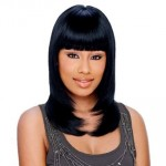 Saga 100% Remy Hair Wig HONEY