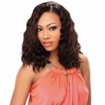 Sensationnel Fire & Water Indian Human Hair Weave Sea Breeze 10 Inch