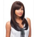 Sensationnel Empress Natural Lace Front Wig BREE, Bang Style