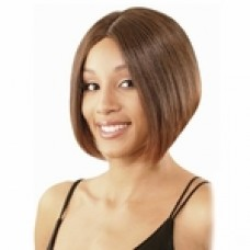 Janet Collection Human Hair Wig MONO SANDY