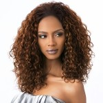 Outre Premium Natural Indian Human Hair FRENCH KISS WAVE Weaving 10""